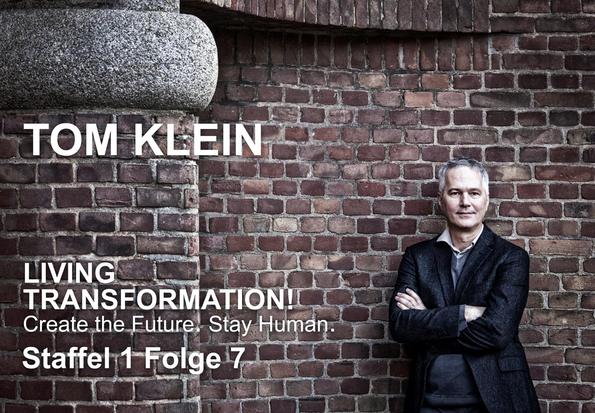 Tom Klein | Podcast | Wie Clubhouse unser Leben bereichert