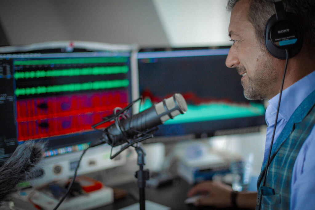 Tom Klein | Podcast | Audiografie