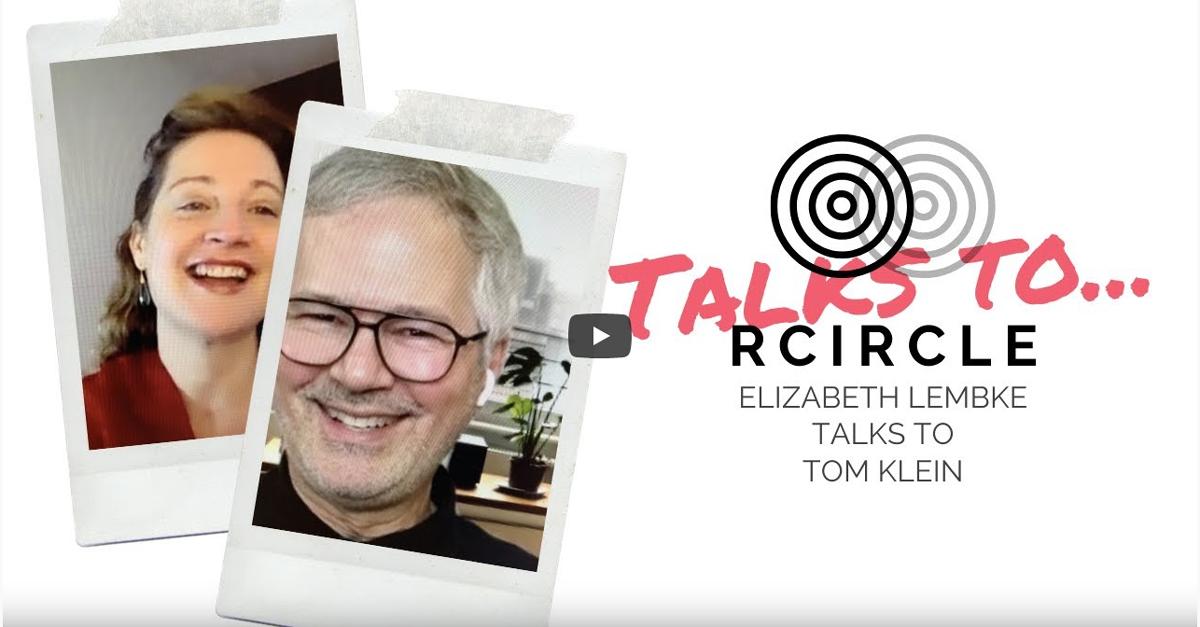 Tom Klein | Blog | Recircle Talks to Tom Klein